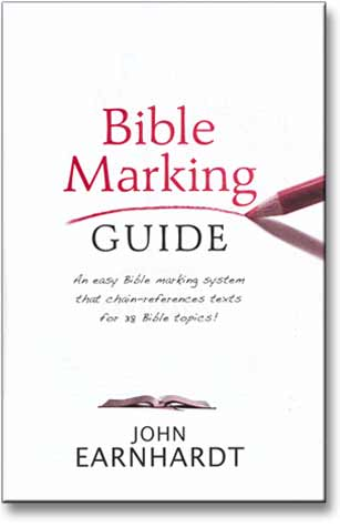Bible Marking Guide Laymen Ministries Resource Materials